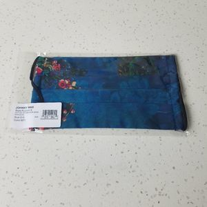 JOHNNY WAS Floral Boho Hippie Mask NWT NEW